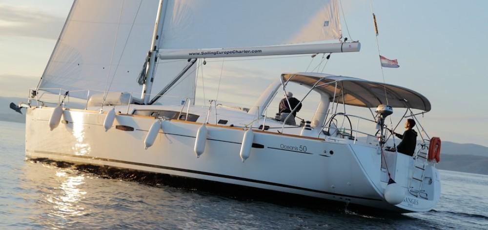 Alquiler de barcos Rogač barato de Oceanis 50 Family