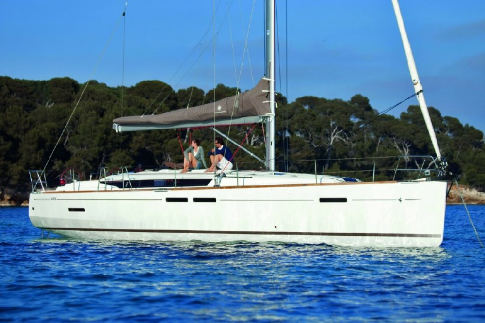 Alquiler de barcos Jeanneau Sun Odyssey 449 enRogač en Samboat