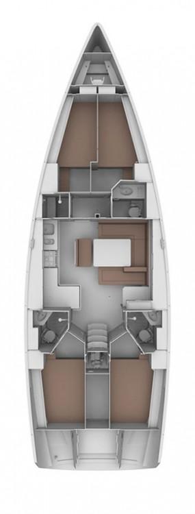 Alquiler de barcos Bavaria Cruiser 46 enSplit en Samboat