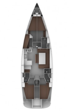 Bavaria Cruiser 50 entre particulares y profesional Lefkada (Isla)