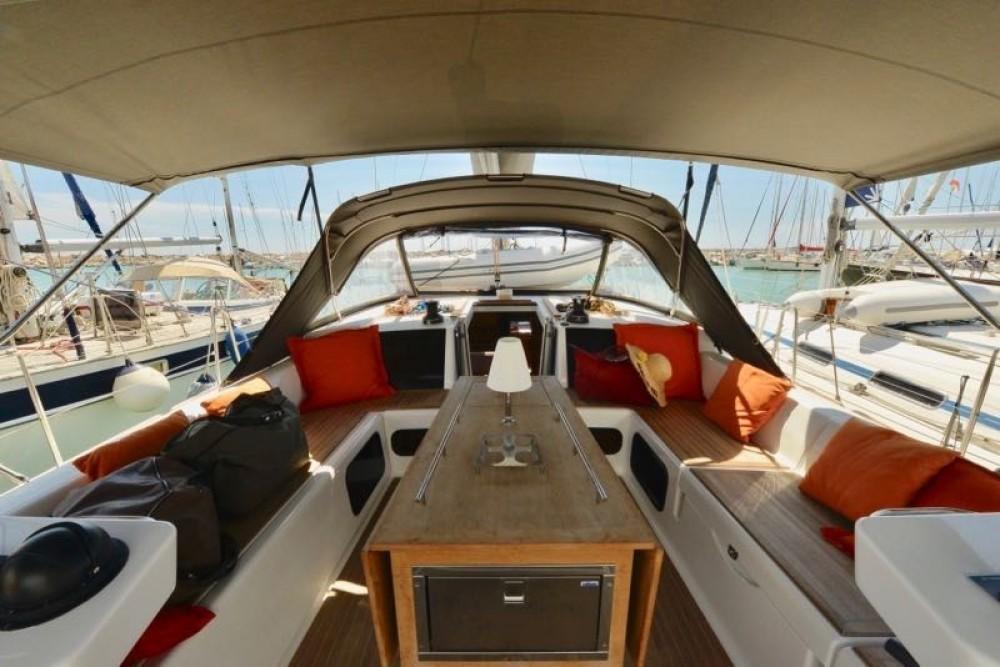 Alquiler de yate Cecina - Dufour Dufour 520 Grand Large en SamBoat