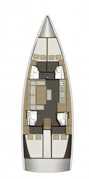 Alquiler Velero en Marina di Portorosa - Dufour Dufour 460 Grand Large