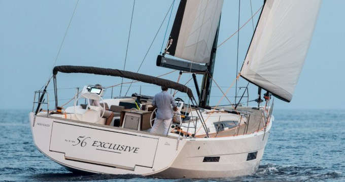 Alquiler de barcos Dufour Dufour 56 Exclusive enMarina di Portorosa en Samboat