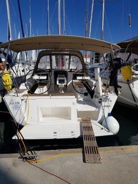 Alquiler de Dufour Dufour 360 Grand Large en Trogir