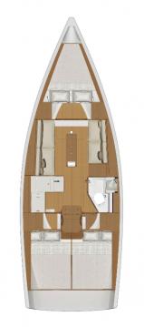 Alquiler de barcos Dufour Dufour 360 Grand Large enTrogir en Samboat
