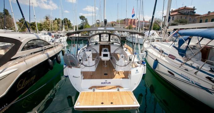 Bavaria Cruiser 37 entre particulares y profesional Zadar