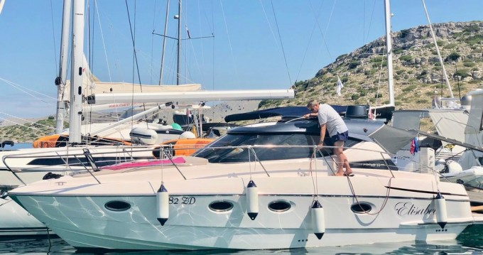 Alquiler de barcos Zadar barato de Focus Power 33