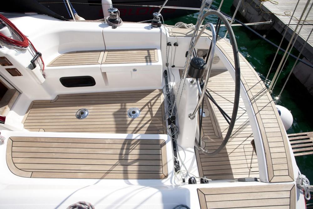 Alquiler de barcos Marina Kaštela barato de Salona 37
