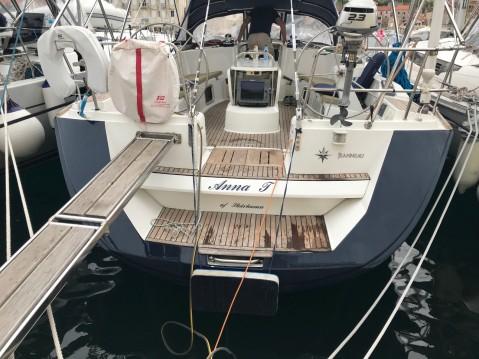 Alquiler de barcos Kaštela barato de Sun Odyssey 49