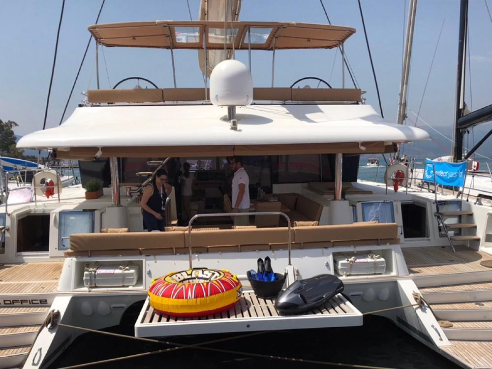 Alquiler de barcos Lagoon Lagoon 620 enPeloponneso en Samboat