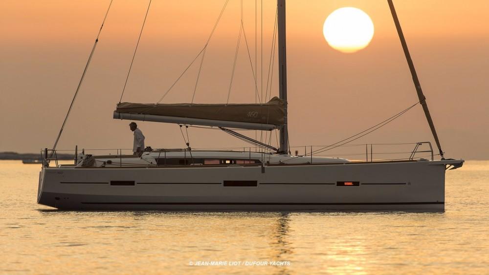 Alquiler de yate Pointe-à-Pitre - Dufour Dufour 460 Grand Large en SamBoat