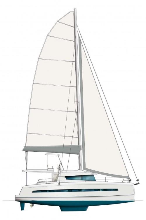 Alquiler Catamarán en Pointe-à-Pitre - Catana Bali 4.3