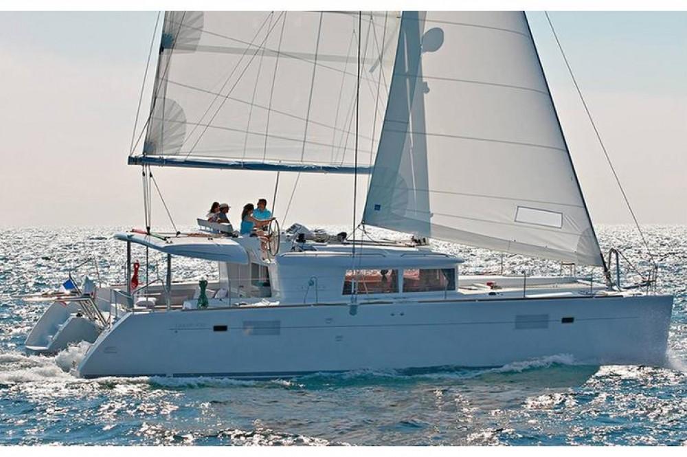 Alquiler de yate Croacia - Lagoon Lagoon 450 en SamBoat