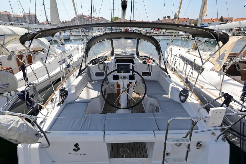 Alquiler de yate Marina Šangulin - Bénéteau Oceanis 34 en SamBoat