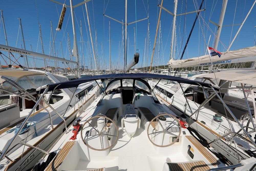 Alquiler de yate  - Jeanneau Sun Odyssey 39i en SamBoat