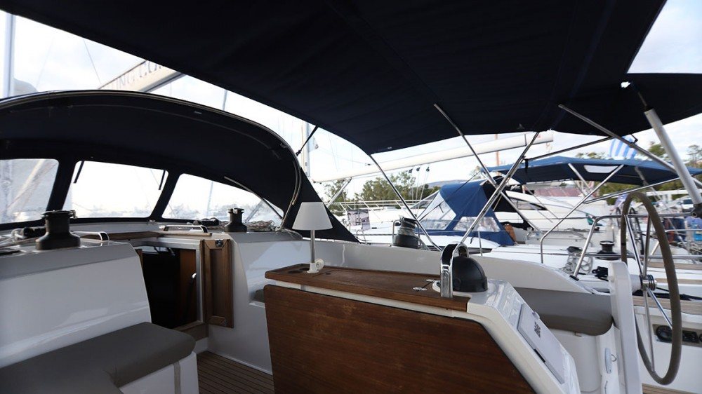 Bavaria Cruiser 51 entre particulares y profesional Peloponnese