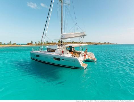 Alquiler de barcos Lagoon Lagoon 42 enPalma de Mallorca en Samboat