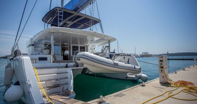 Alquiler de barcos Palma de Mallorca barato de Lagoon 52