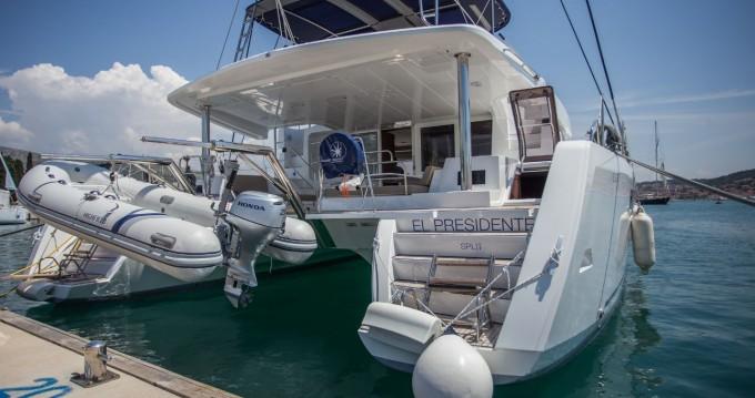 Alquiler de barcos Palma de Mallorca barato de Lagoon 52 F