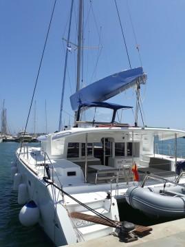 Alquiler de yate Palma de Mallorca - Lagoon Lagoon 450 F en SamBoat