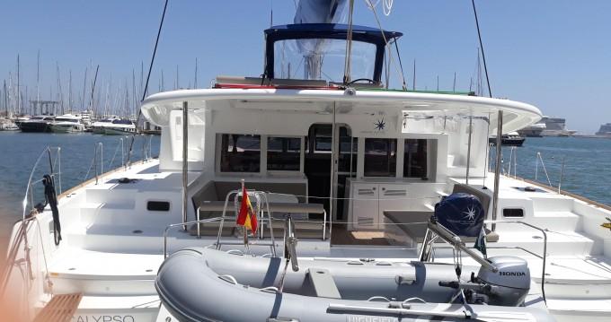 Lagoon Lagoon 450 F entre particulares y profesional Palma de Mallorca