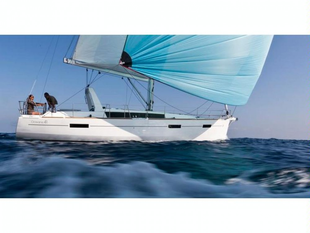 Alquiler de barcos Göcek barato de Oceanis 41