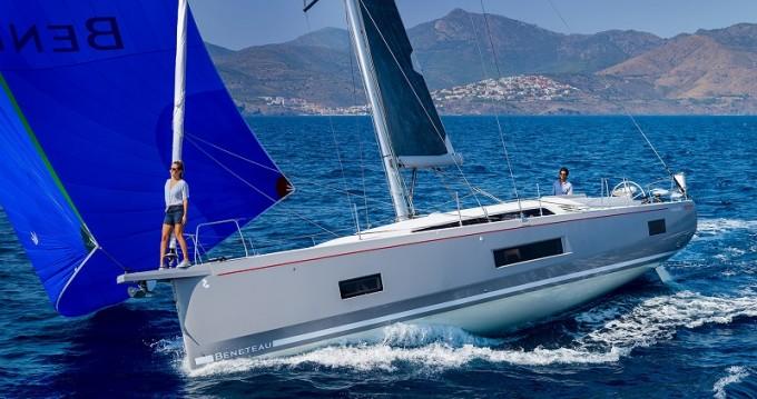Alquiler de barcos Bénéteau Oceanis 46.1 enAtenas en Samboat