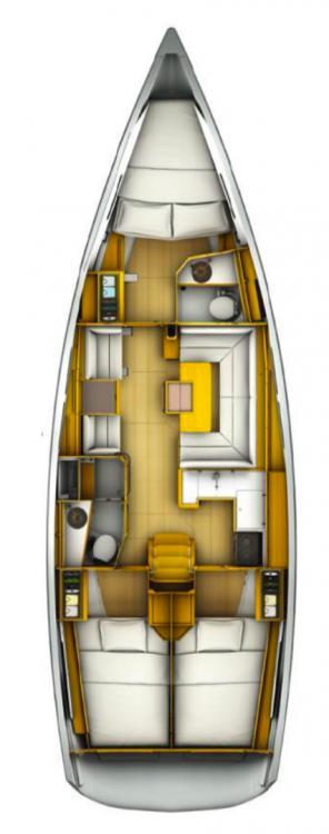 Alquiler Velero en Seget Donji - Jeanneau Sun Odyssey 419