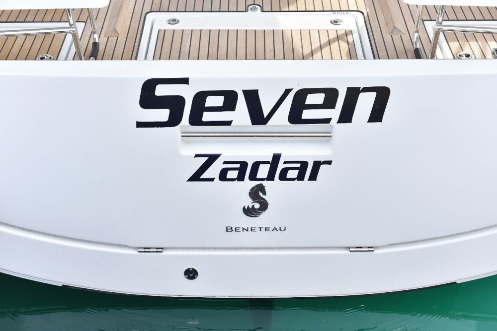 Alquiler Velero en Zadar - Bénéteau Oceanis 41.1