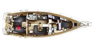 Alquiler Velero en Δημοτική Ενότητα Λευκάδος - Bavaria Bavaria 46 Cruiser