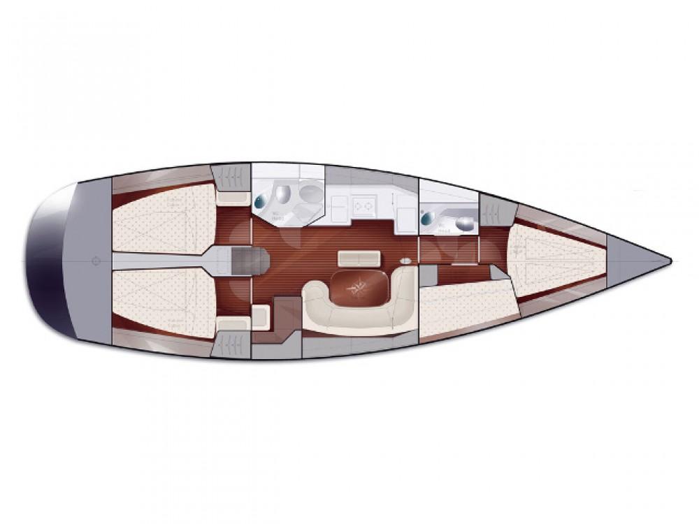 Alquiler de barcos Salona Salona 45 enTrogir en Samboat