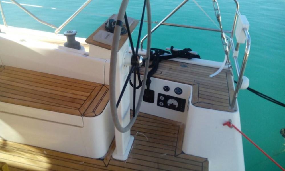 Alquiler de barcos D&d D&D Kufner 54.1 enTrogir en Samboat