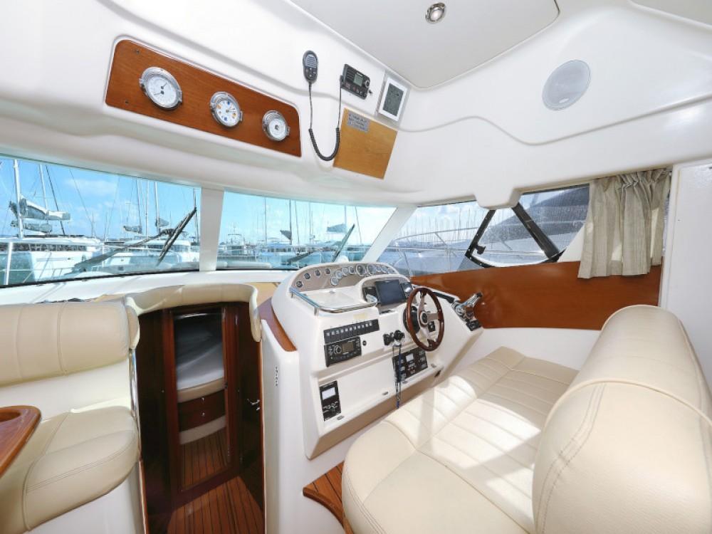 Alquiler de barcos Jeanneau Jeanneau Prestige 46 Fly enSukošan en Samboat