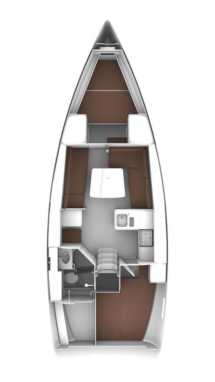 Alquiler de yate  - Bavaria Cruiser 37 en SamBoat