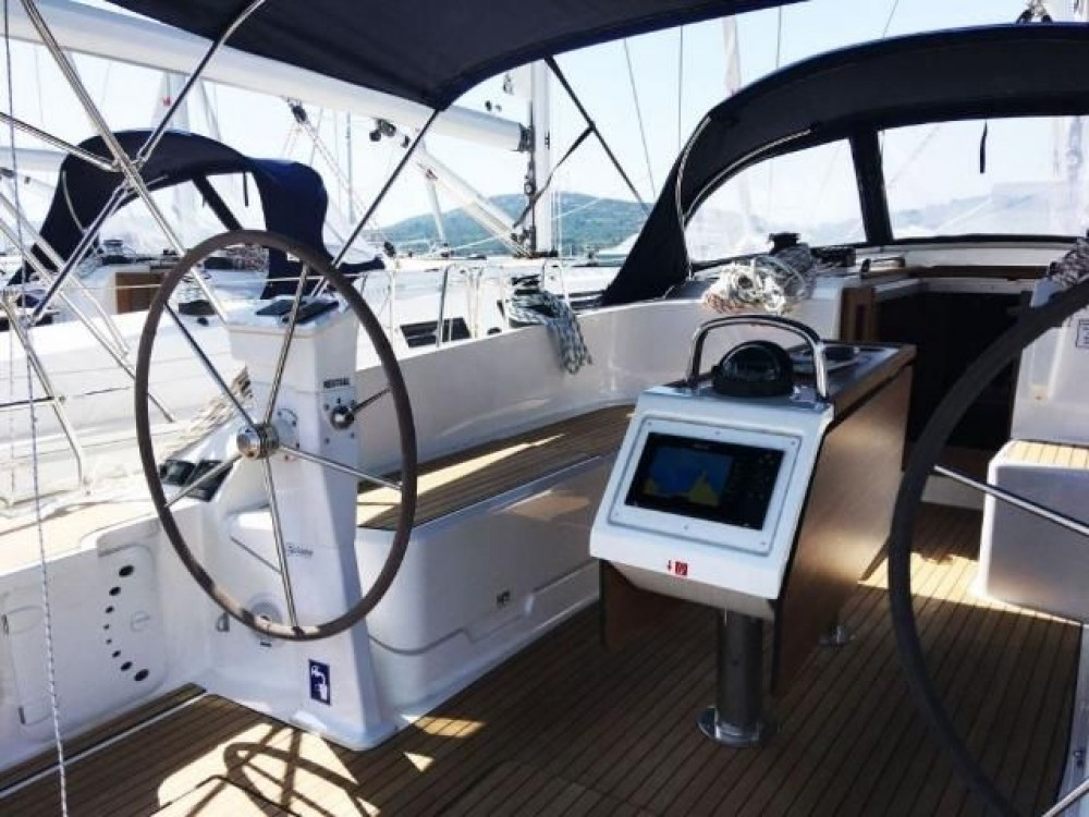Alquiler de barcos Pirovac barato de Cruiser 46