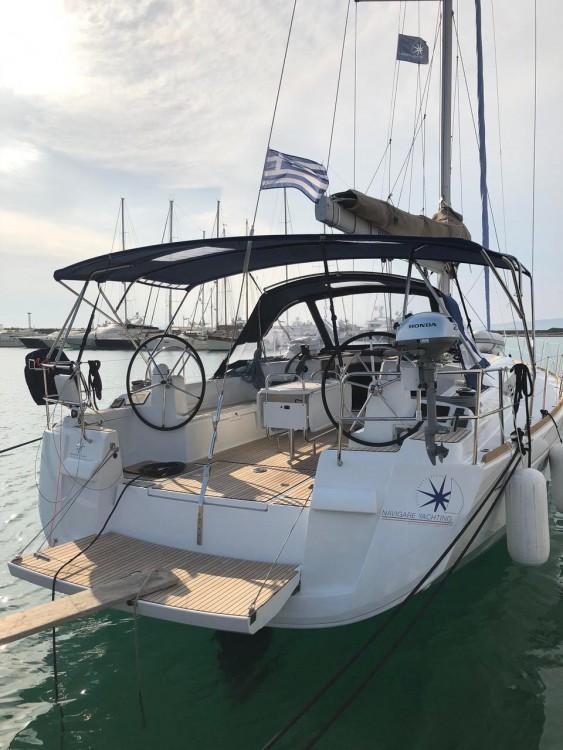 Alquiler de yate Peloponneso - Jeanneau Sun Odyssey 519 en SamBoat
