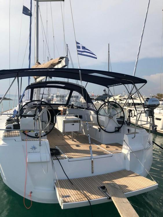 Alquiler Velero en Peloponneso - Jeanneau Sun Odyssey 519