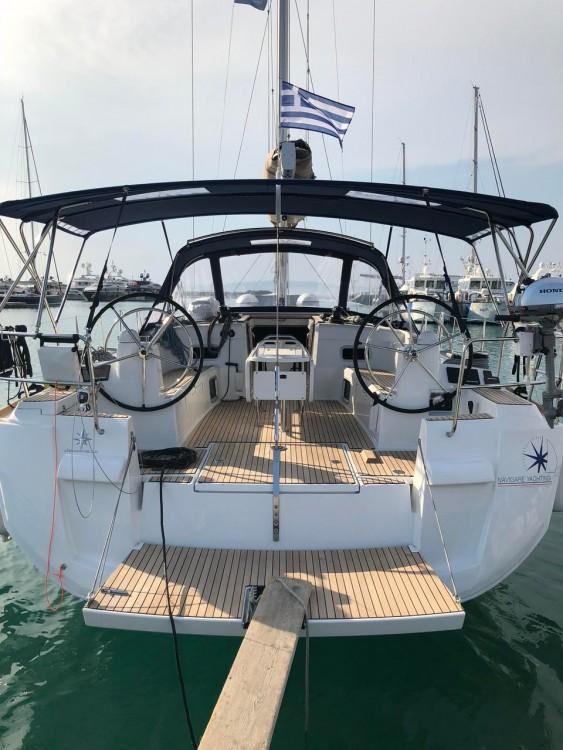 Jeanneau Sun Odyssey 519 entre particulares y profesional Peloponneso