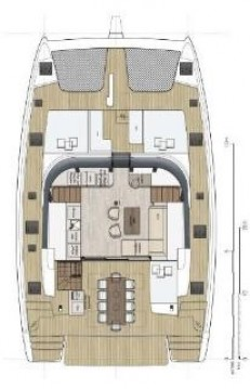 Alquiler Catamarán en Donji Seget - Sunreef Sunreef 50 - 5 + 1 cab.