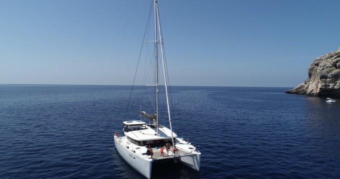 Alquiler de barcos Biograd na Moru barato de Lagoon 450 Sport Top