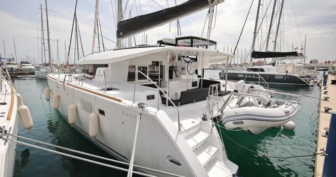 Alquiler de yate Biograd na Moru - Lagoon Lagoon 450 Sport Top en SamBoat