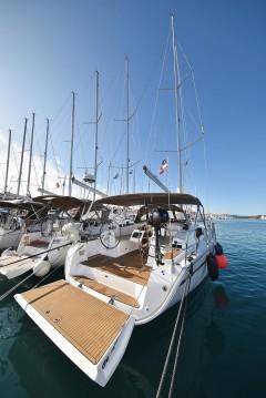 Alquiler de yate Trogir - Bavaria Cruiser 41 en SamBoat