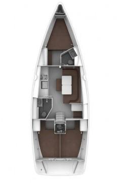 Alquiler Velero en Biograd na Moru - Bavaria Cruiser 41S