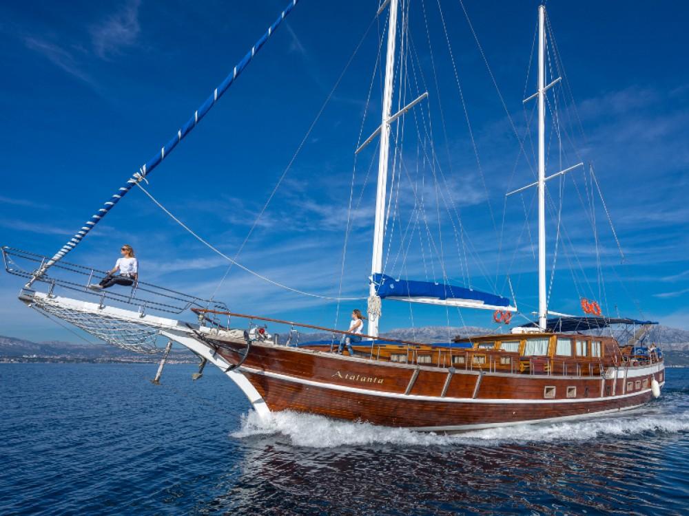 Alquiler de barcos  Gulet enStobreč en Samboat