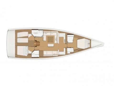Alquiler de barcos Dufour Dufour 520 GL(owner version) enPrimošten en Samboat