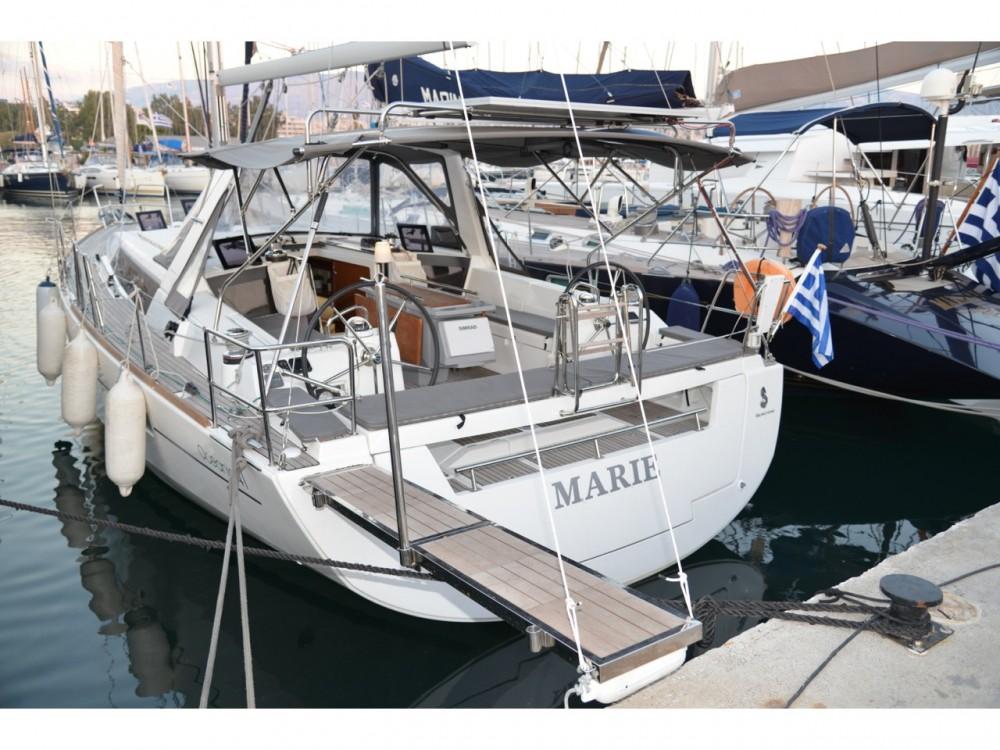 Alquiler de barcos Marina de Alimos barato de Oceanis 41
