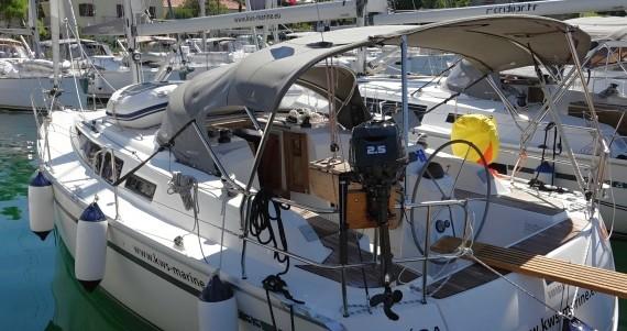 Alquiler de Bavaria Cruiser 33 en Zadar
