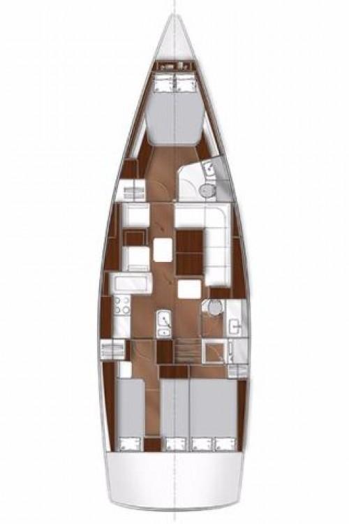 Alquiler de barcos Bavaria Vision 46 enCroacia en Samboat