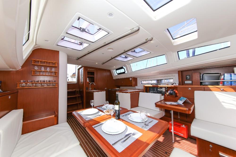 Alquiler de barcos Croacia barato de Vision 46