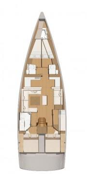 Alquiler de yate Trogir - Dufour Dufour 56 Exclusive en SamBoat